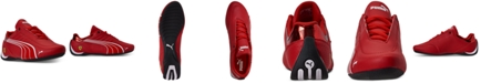 Puma Men's Scuderia Ferrari Future Kart Cat Casual Sneakers from Finish Line