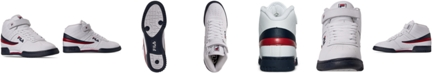 Fila Men's F-13V Casual Sneakers from Finish Line