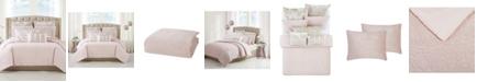 Charisma Velvet Melange 3 Piece Comforter Set, King