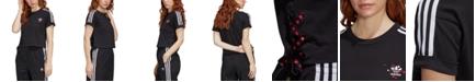 adidas Women's Cotton Heart T-Shirt