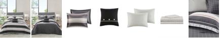 Madison Park Essentials Dalton Reversible 6-Piece Twin Bedding Set