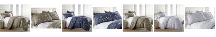 Southshore Fine Linens Secret Meadow Comforter and Sham Set, Twin