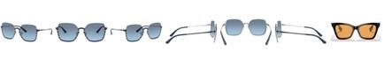 Tory Burch Sunglasses, TY6076 56