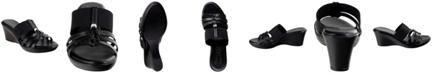 Easy Street Rosmunda Wedge Sandals