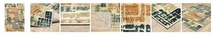 """JHB Design Zeena ZEE01 Beige 9'10"""" x 12'10"""" Area Rug"""