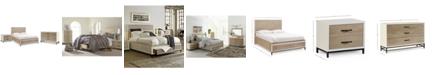 Furniture Avery Storage Platform Bedroom Furniture, 3-Pc. Set (King Platform Bed, Dresser & Nightstand)