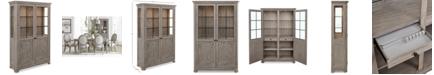 Furniture Elina China Curio, Created for Macy's