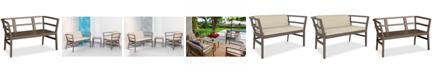 Furniture Click-Clack Outdoor Sofa