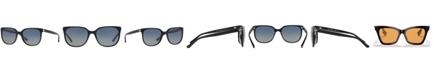 Tory Burch Polarized Sunglasses, TY7106 57