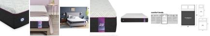 "Sealy to Go 12"" Cushion Firm Hybrid Mattress, Quick Ship, Mattress in a Box- Full"