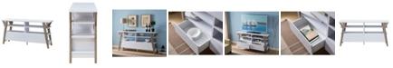 Furniture of America Zellus Mid-Century Modern Buffet