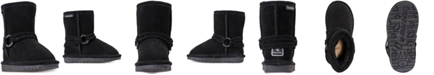 BEARPAW Toddler Girls' Adele Boots from Finish Line