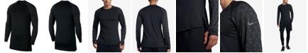 Nike Men's Pro Colorblocked Utility Shirt