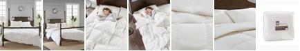 Sleep Philosophy Light Warmth Full/Queen Oversized 100% Cotton Down Comforter