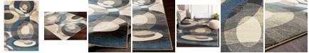 """Surya Riley RLY-5107 Denim 2' x 3'3"""" Area Rug"""