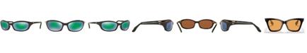 Costa Del Mar Polarized Sunglasses, HARPOON 06S000026 62P