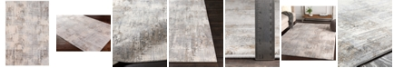 "Surya Alpine ALP-2304 Light Gray 6'7"" x 9'6"" Area Rug"