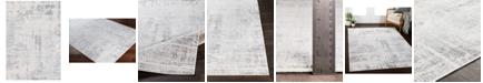 """Surya Genesis GNS-2306 Silver Gray 7'10"""" x 10'3"""" Area Rug"""