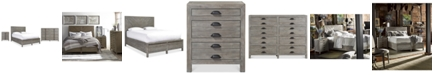 Furniture Broadstone Storage Bedroom Furniture, 3-Pc. Set (Queen Bed, Dresser & Nightstand)
