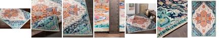 """Abbie & Allie Rugs Paramount PAR-1108 Bright Orange 8'10"""" x 12'9"""" Area Rug"""