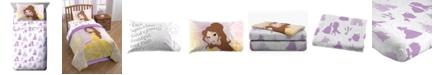 Star Wars Disney Beauty and The Beast 3 Piece Twin Sheet Set