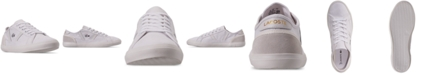 Lacoste Women's Sideline Casual Sneakers from Finish Line