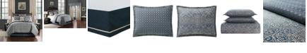 Waterford Asher Reversible Queen 4 Piece Comforter Set