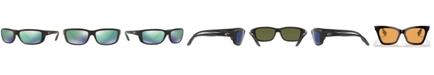 Costa Del Mar Polarized Sunglasses, ZANE 61