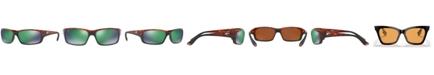 Costa Del Mar Polarized Sunglasses, JOSE 61P