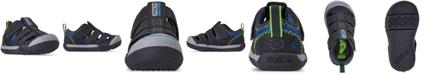 Skechers Toddler Boys' Flex Play - Solar Steps Athletic Sandals from Finish Line
