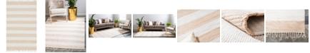 Bridgeport Home Jari Jar5 Beige 5' x 8' Area Rug