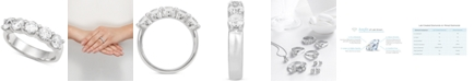Grown With Love Lab Grown Diamond Anniversary Band (2 ct. t.w.) in 14k White Gold