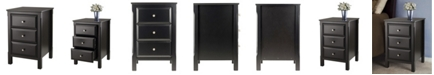Winsome Timmy Accent Table