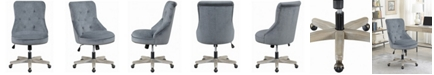 Coaster Home Furnishings Adjustable Upholstered Tufted Office Chair