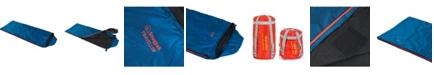 Sportsman's Supply Snugpak Travelpak Traveler Sleeping Bag Right Hand Zip