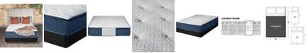 "iGravity 13"" Plush Pillow Top Mattress Set- Full"