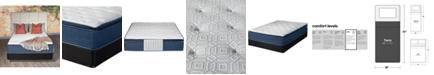 "iGravity 13"" Plush Pillow Top Mattress Set- Twin"
