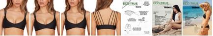 Volcom Juniors' Simply Solid V-Neck Bikini Top