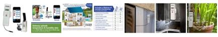 La Crosse Technology La Crosse Alerts 926-25101-WGB Wireless Monitor System Set with Dry Probe