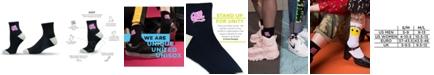 UNISOX Unisex Cool Trendy Quarter Socks