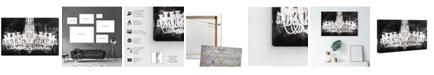 "Oliver Gal Decadent Soiree Canvas Art, 36"" x 24"""