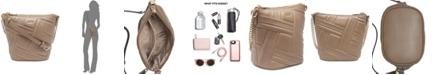 DKNY Allen Crossgrid Bucket Bag, Created For Macy's