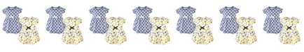 Touched by Nature Baby Girl Organic Dress 2 Pack