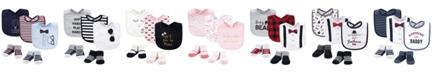 Little Treasure 5-Piece Bib and Sock Set