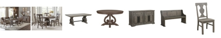 Homelegance Huron Dining Room Collection