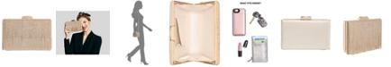 INC International Concepts INC Bertha Crystal Fringe Clutch, Created for Macy's