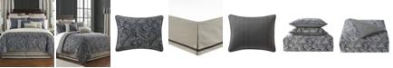 Waterford Danehill Reversible California King 4 Piece Comforter Set