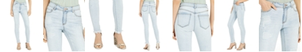 INC International Concepts INC Rip & Repair Skinny Jeans, Created For Macy's