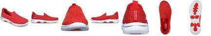 Skechers Women's GOwalk 5 - Brave Walking Sneakers from Finish Line