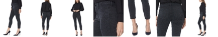 NYDJ Alina Super-Skinny Printed Legging Ankle Jeans